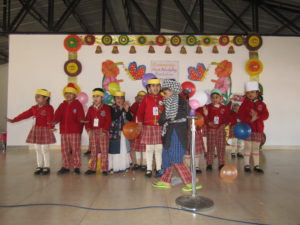 English Skit competition and poem recitation | GADAI